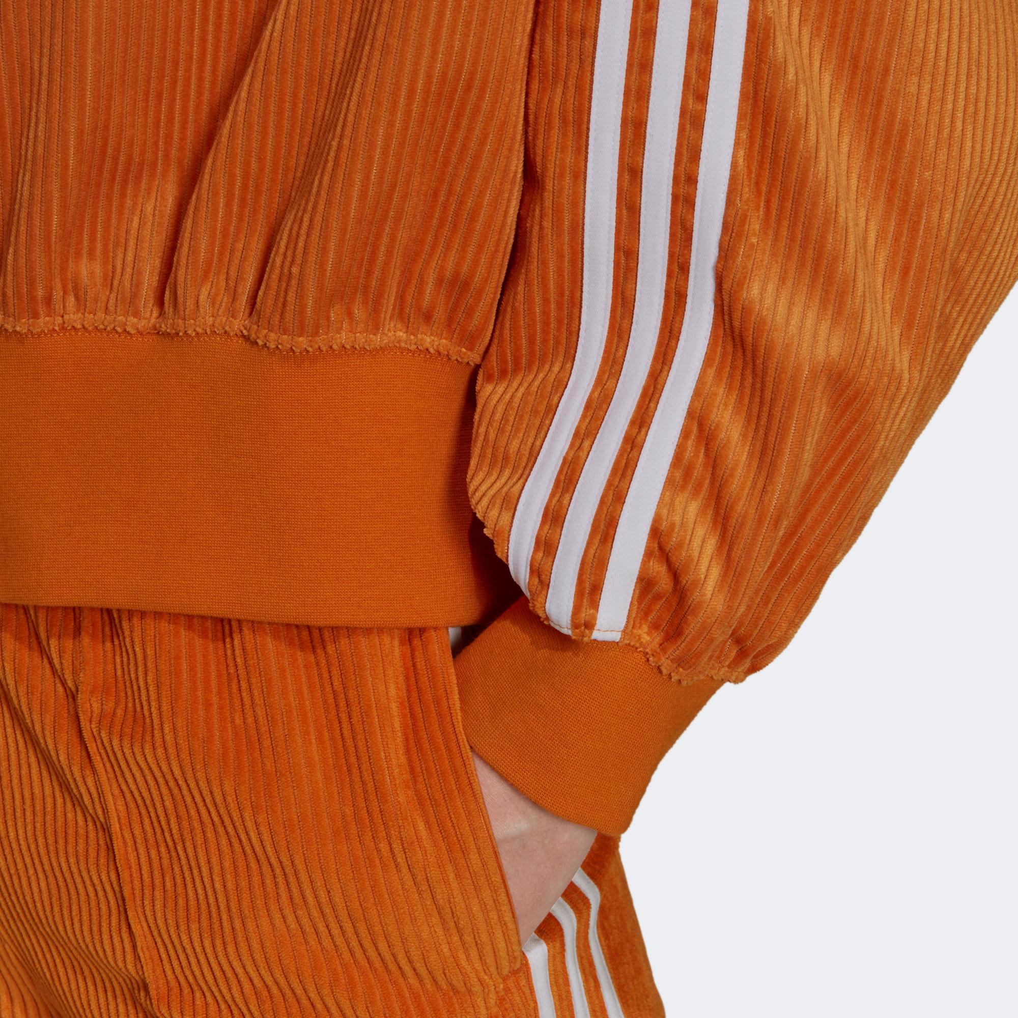adidas Kadın Turuncu Sweatshirt