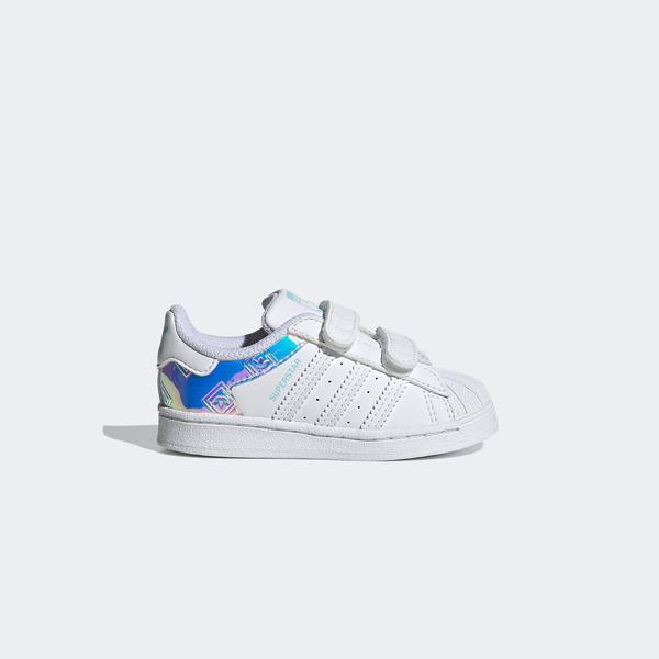 adidas Superstar Cf Bebek Beyaz Spor Ayakkabı