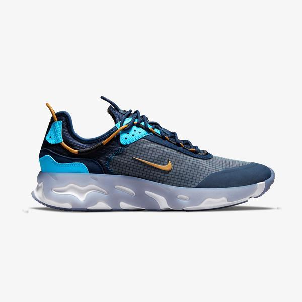 Nike React Live Erkek Mavi Spor Ayakkabı