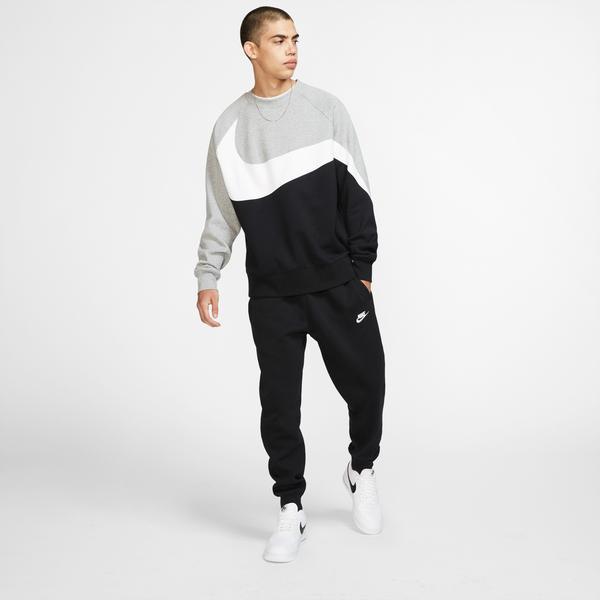 Nike Club Fleece Erkek Siyah Eşofman Altı