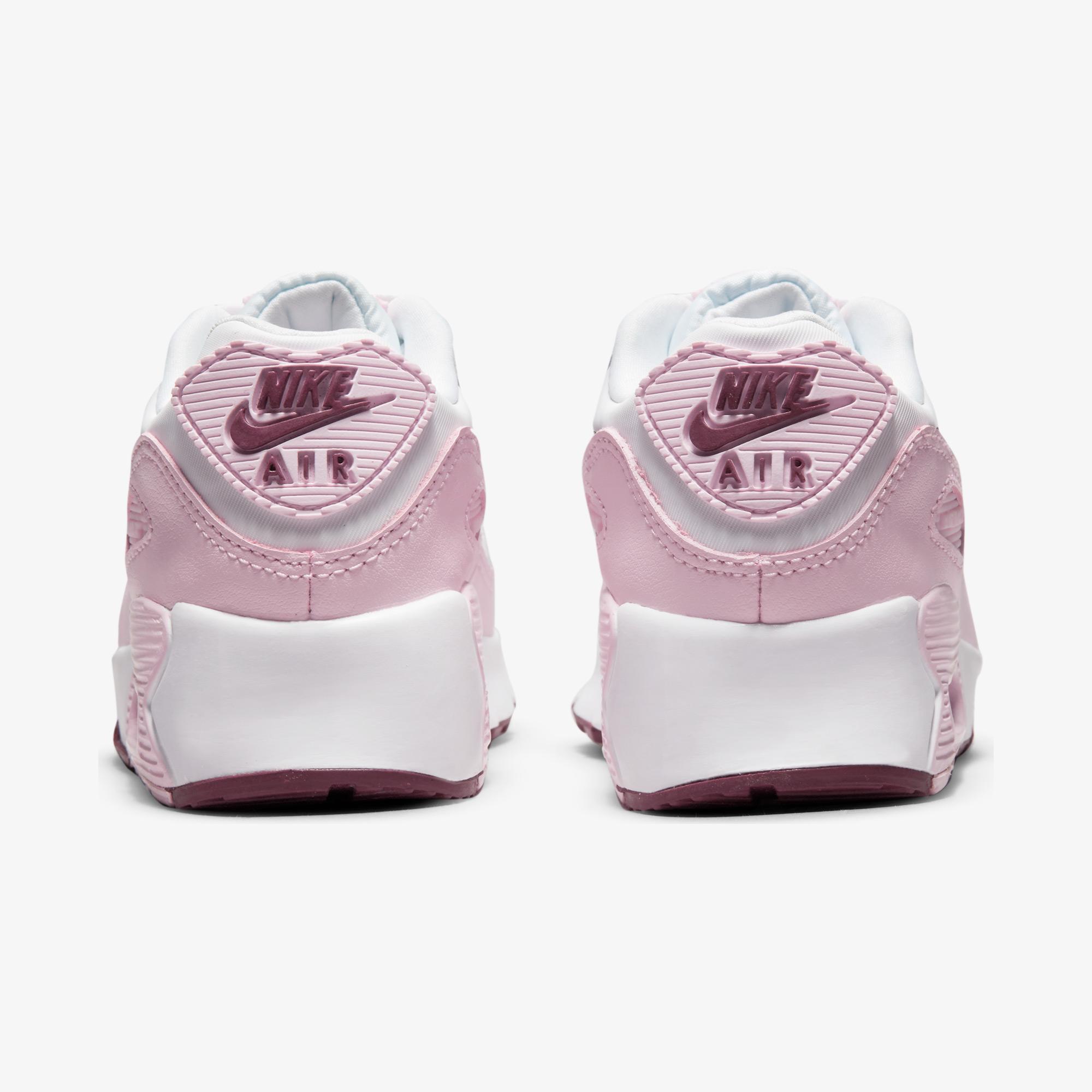 Nike Air Max 91 Çocuk Beyaz Spor Ayakkabı
