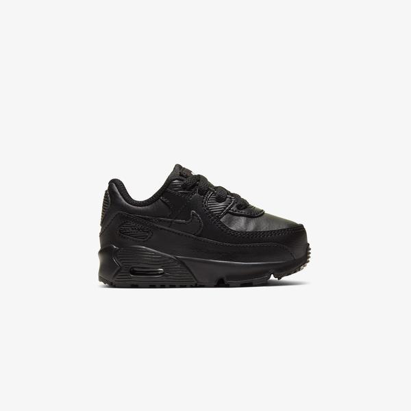 Nike Air Max 92 Bebek Siyah Spor Ayakkabı