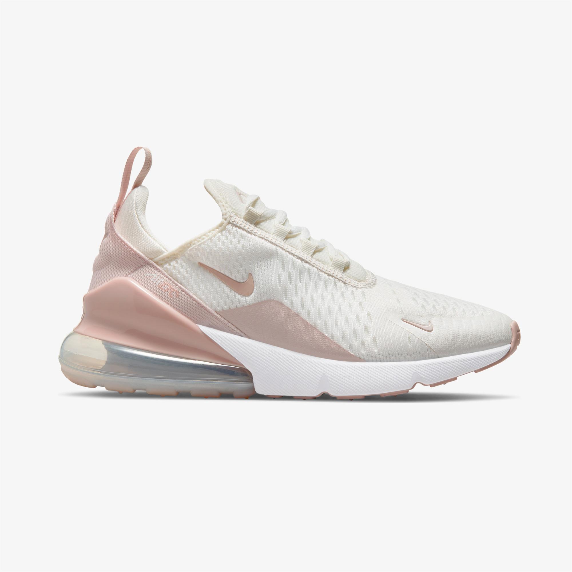 Nike Air Max 270 Essentials Kadın Beyaz Spor Ayakkabı