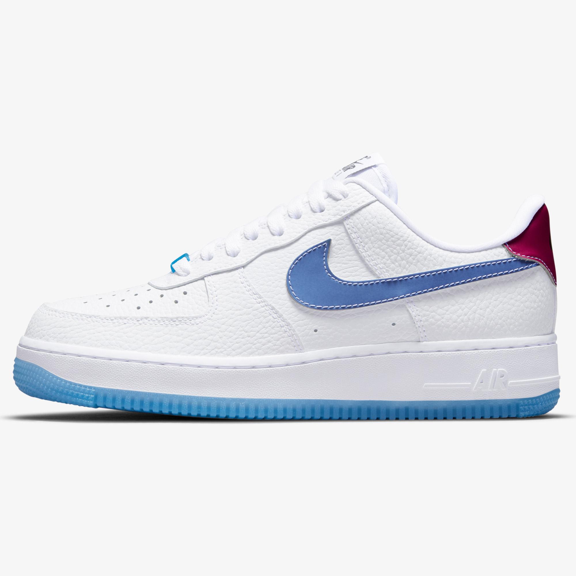 Nike Air Force 1 '07 Lx Kadın Beyaz Spor Ayakkabı