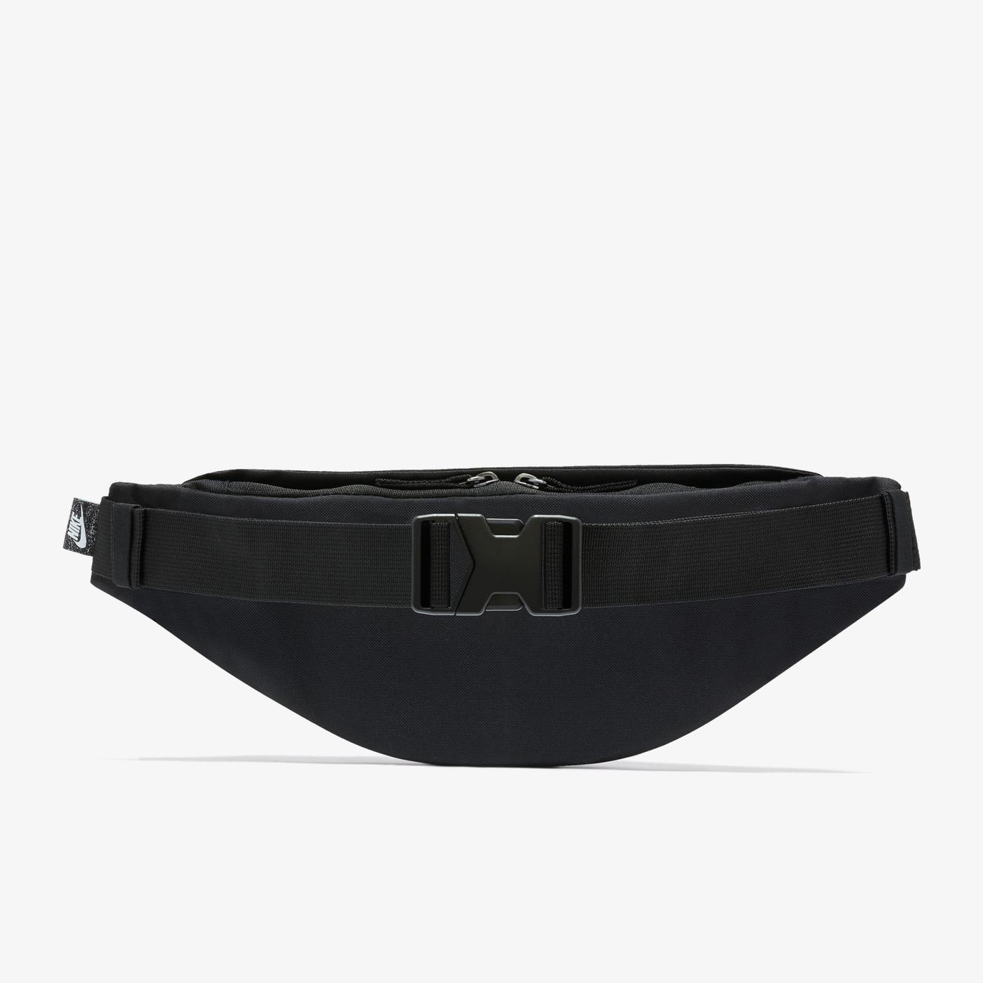 Nike Heritage Unisex Siyah Bel Çantası