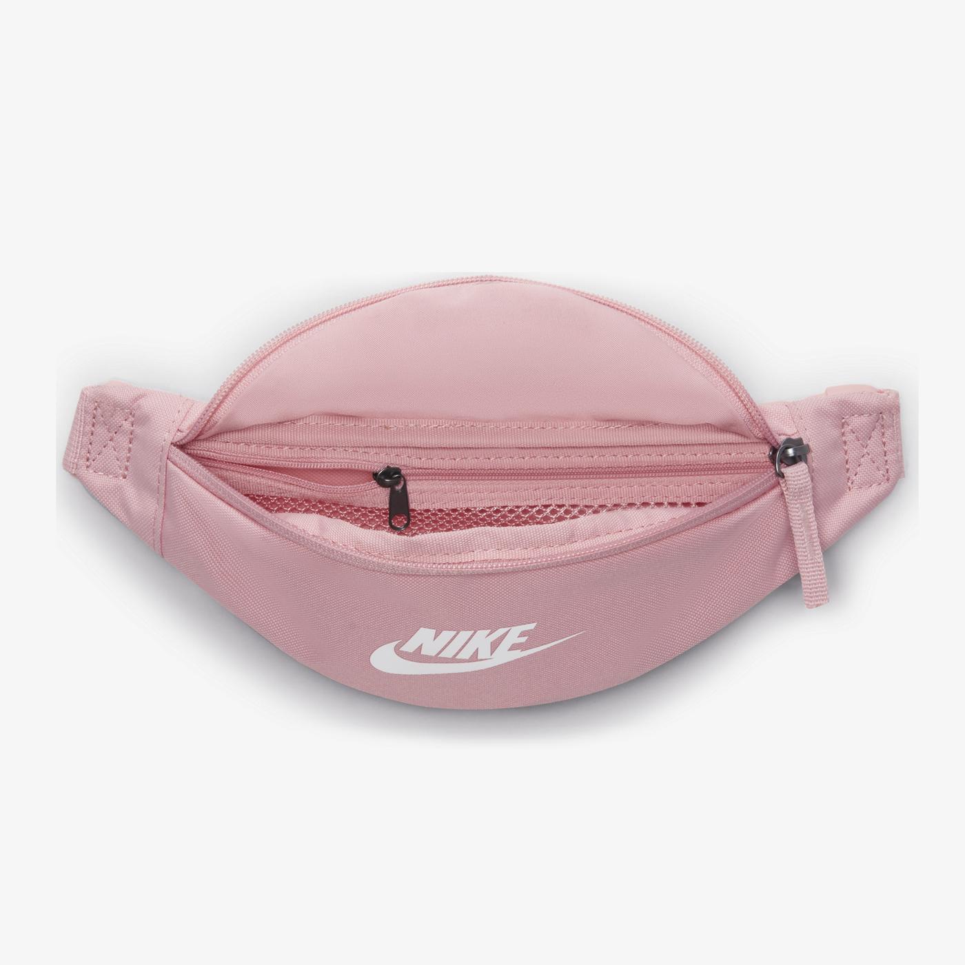 Nike Heritage Unisex Pembe Bel Çantası