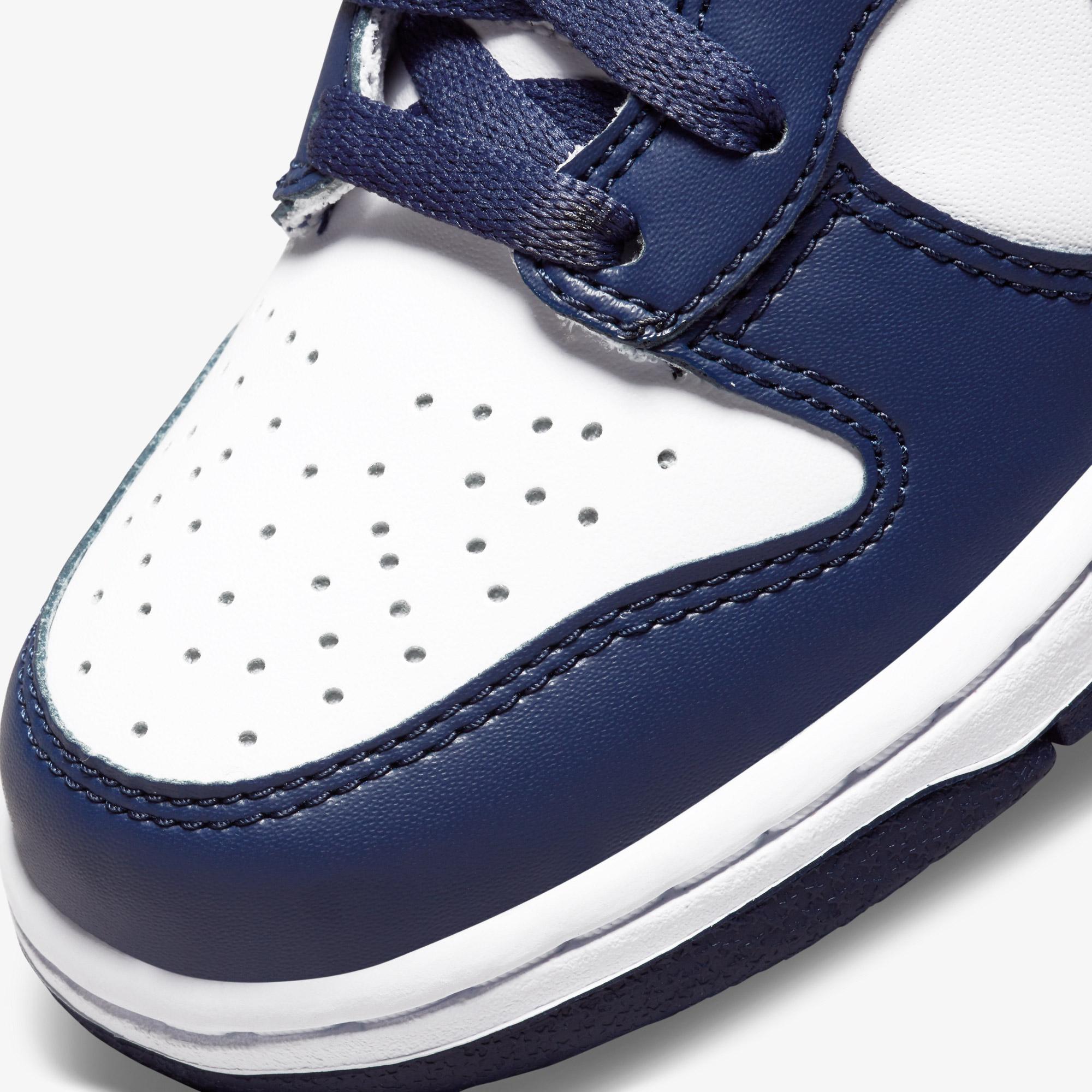Nike Dunk High Kadın Beyaz Spor Ayakkabı