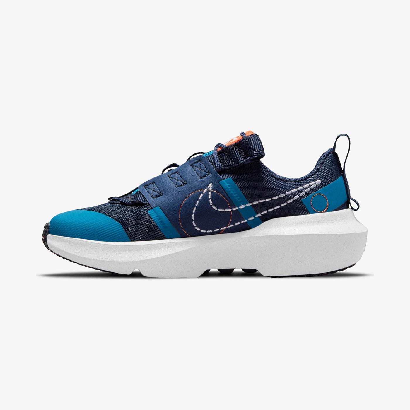 Nike Crater Impact Çocuk Siyah Spor Ayakkabı