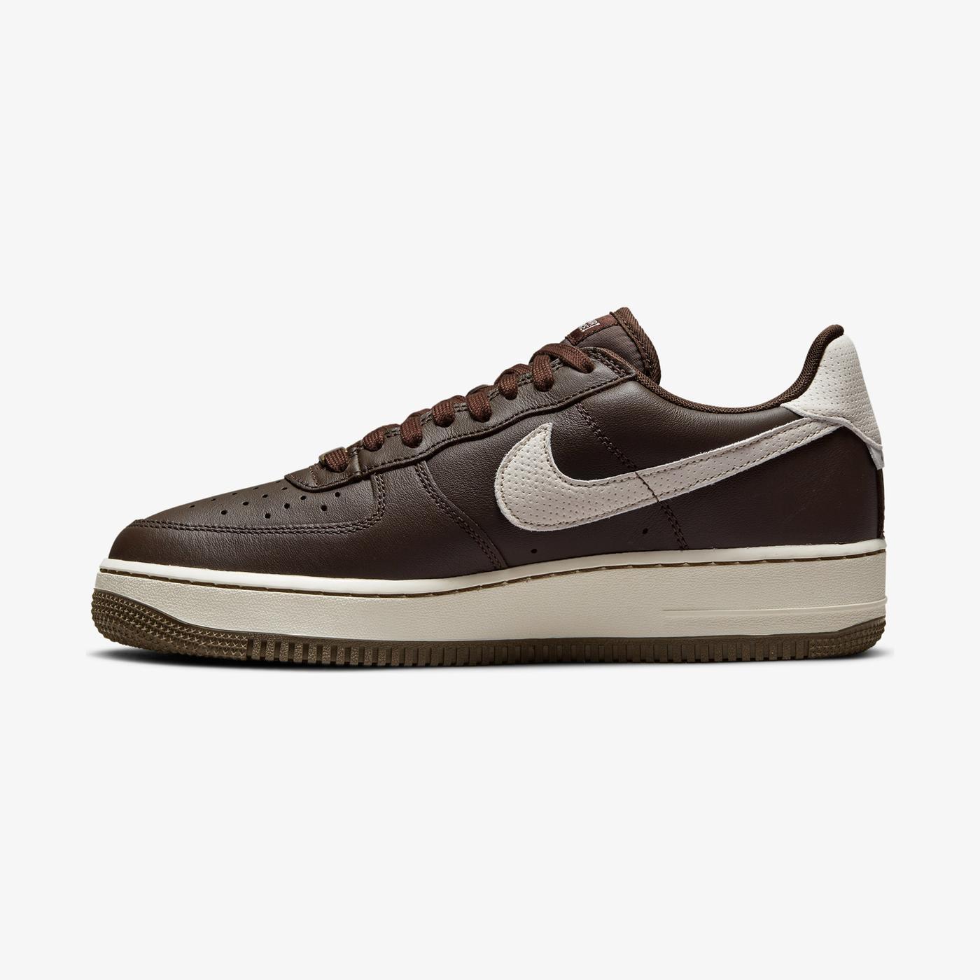 Nike Air Force 1 '07 Craft Erkek Kahverengi Spor Ayakkabı