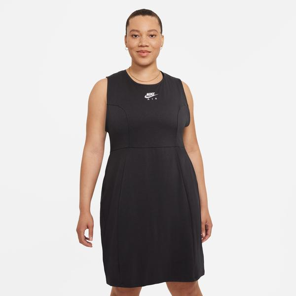 Nike Air Midi Kadın Siyah Elbise