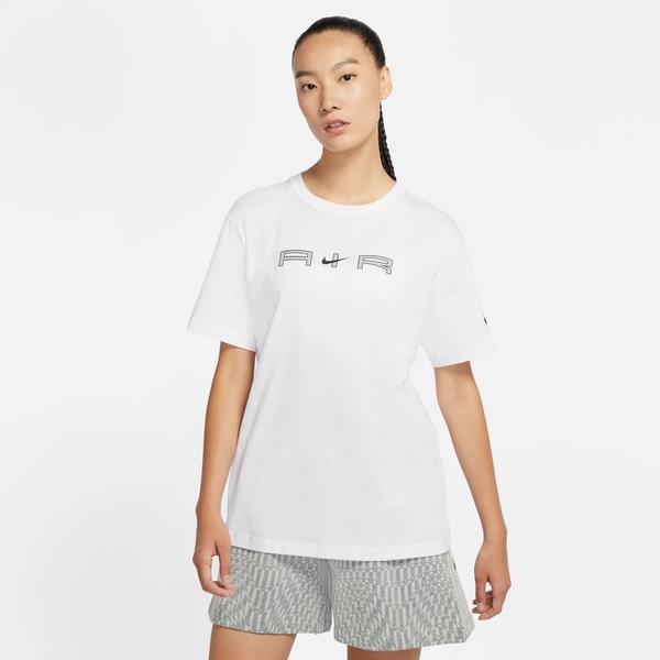 Nike Air Top Kadın Beyaz T-shirt