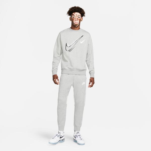 Nike Air Fleece Erkek Gri Eşofman Altı