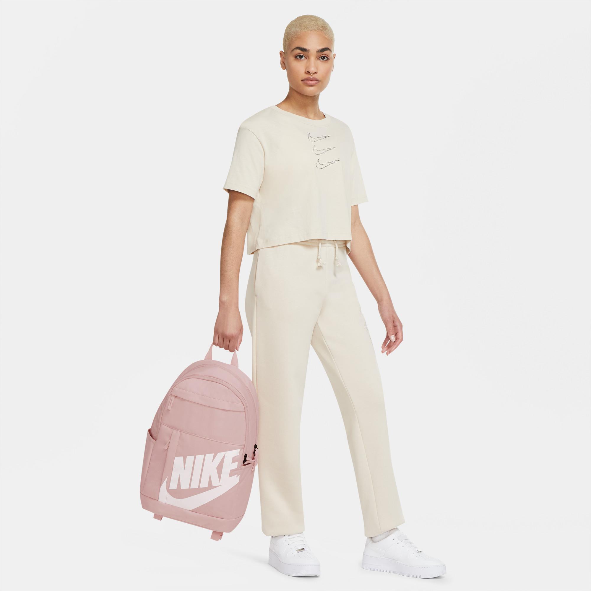 Nike Elemental Unisex Pembe Sırt Çantası
