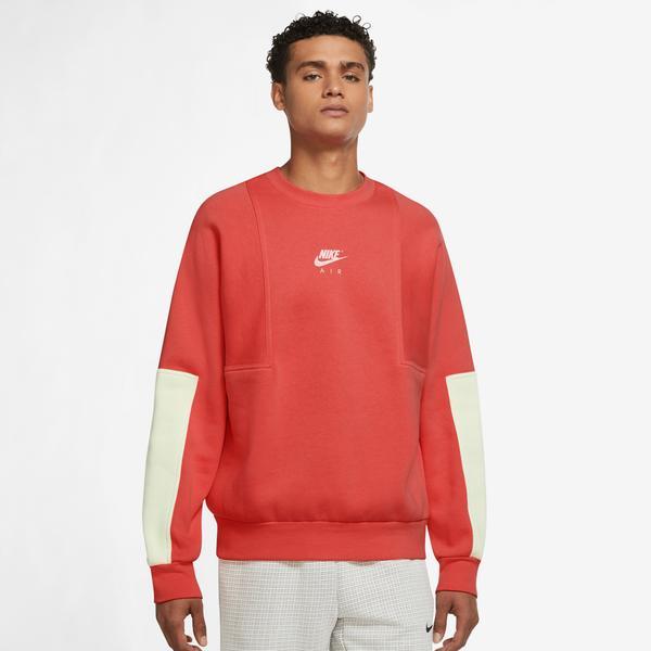 Nike Air Crew Erkek Turuncu T-shirt