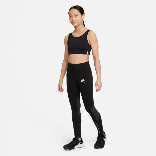 Nike Dri-Fit Air Çocuk Siyah Tayt
