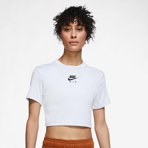 Nike Air Kadın Beyaz T-shirt