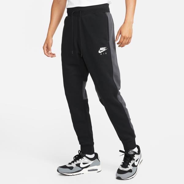 Nike Air Fleece Erkek Siyah Eşofman Altı