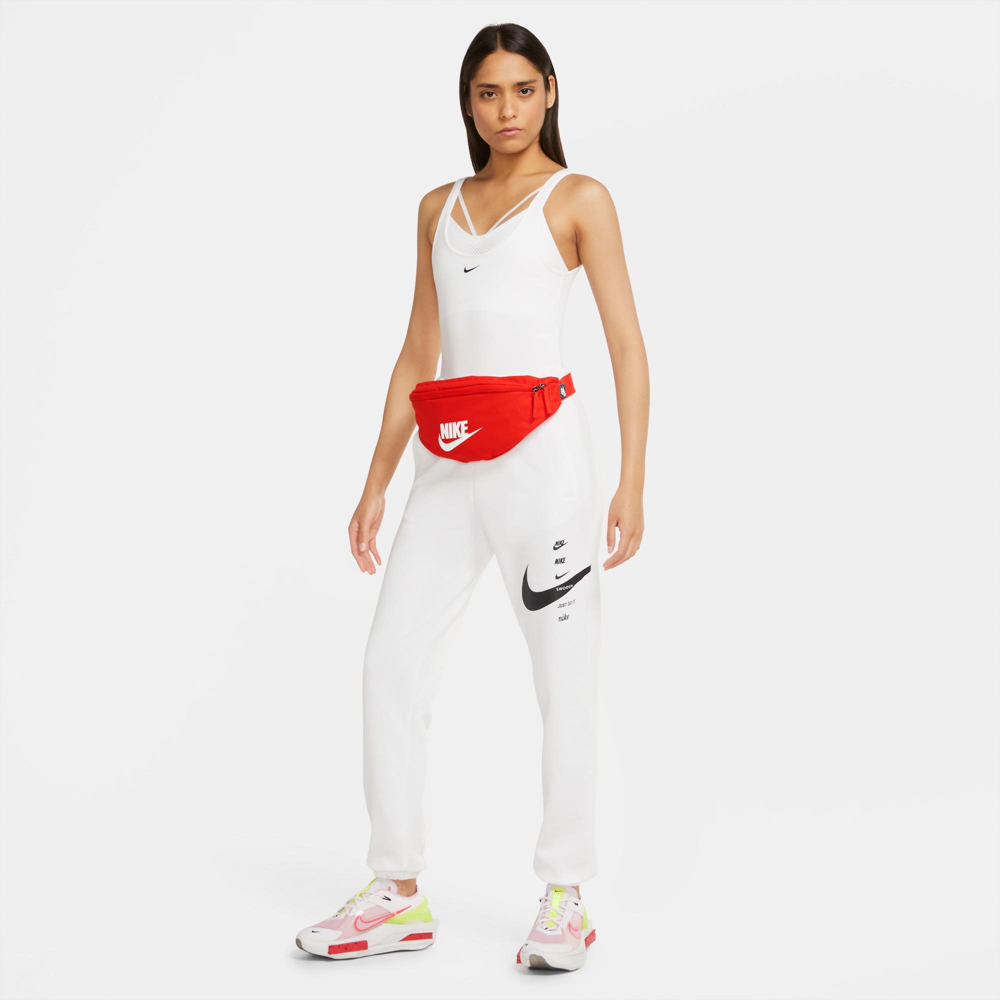 Nike Heritage Unisex Kırmızı Bel Çantası