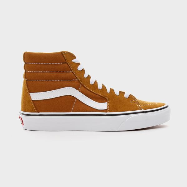 Vans Ua Sk8-Hi Unisex Sarı Sneaker