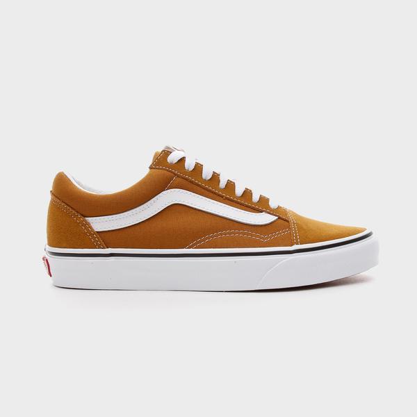 Vans Ua Old Skool Kadın Sarı Sneakers