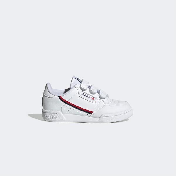 adidas Continental 80 Cf Çocuk Beyaz Spor Ayakkabı