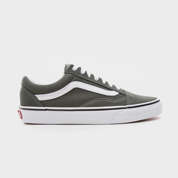 Vans Ua Old Skool Kadın Yeşil Sneakers