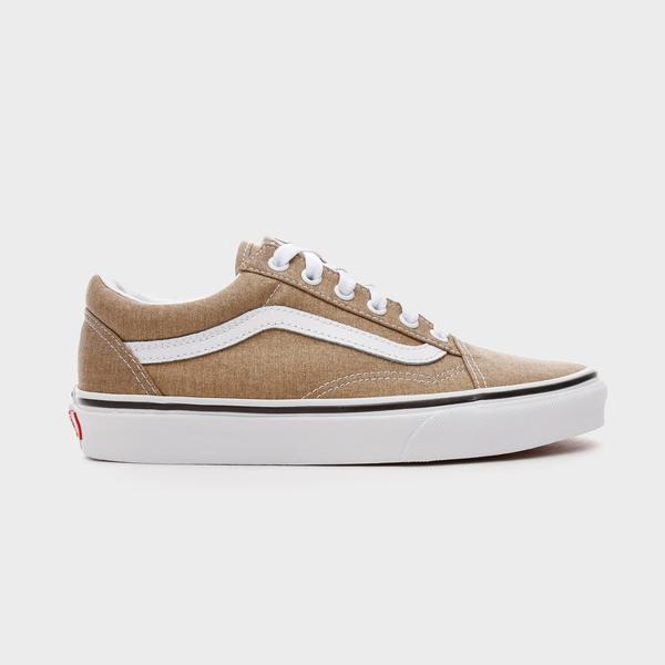 Vans Ua Old Skool Kadın Kahverengi Sneakers