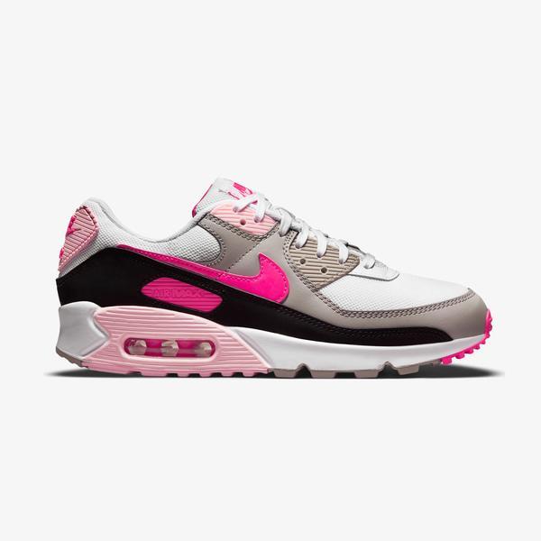 Nike Air Max 90 Kadın Pembe Spor Ayakkabı