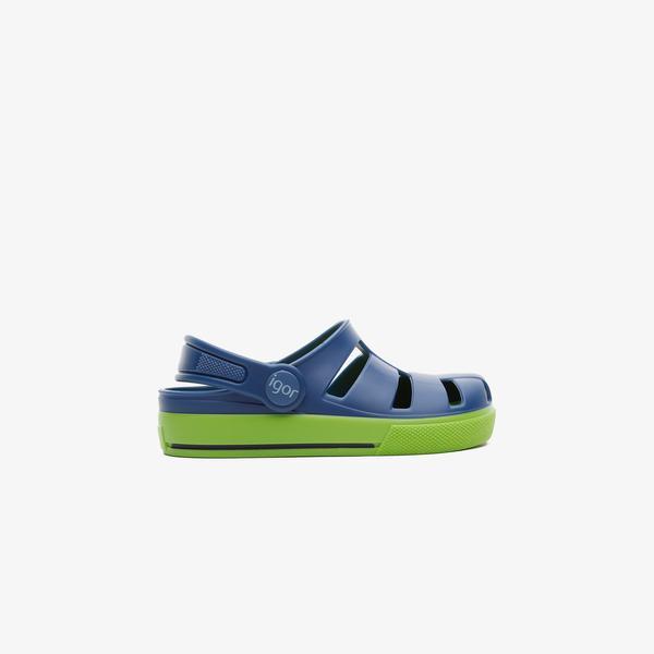 Igor Ola Combi Çocuk Lacivert Sandalet
