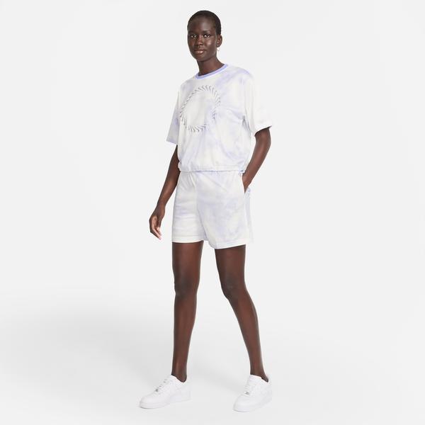 Nike Sportswear Icon Clash Kadın Beyaz Şort