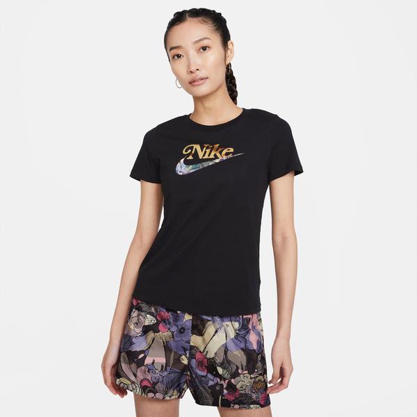Nike Sportswear Kadın Siyah T-Shirt