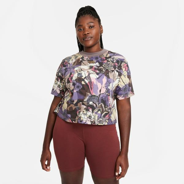 Nike Sportswear Kadın Renkli T-Shirt