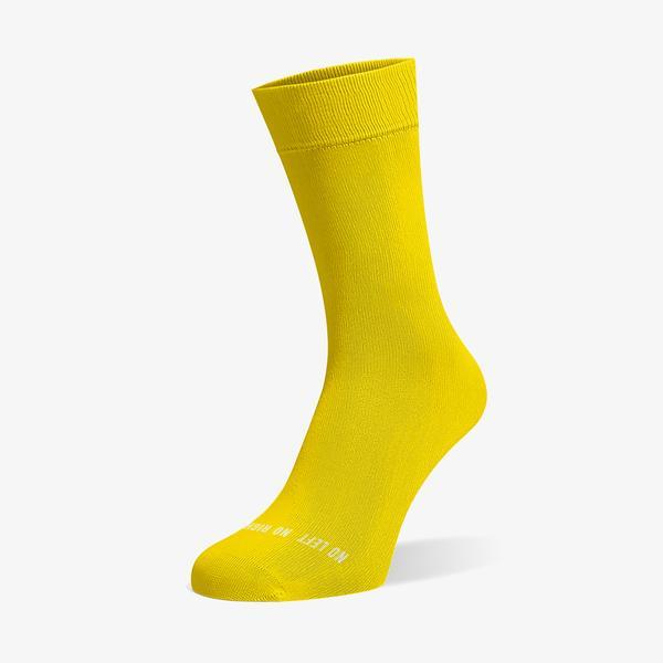 ONESCK Sun Yellow One Unisex Sarı Çorap