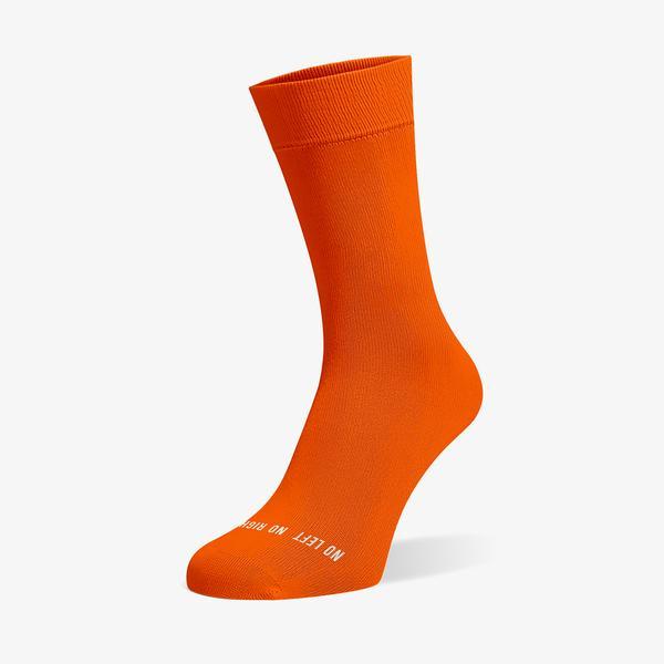 ONESCK Flame Orange One Unisex Turuncu Çorap