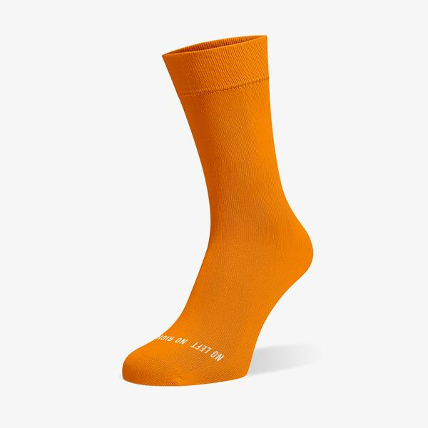 ONESCK Carrot Orange One Unisex Turuncu Çorap