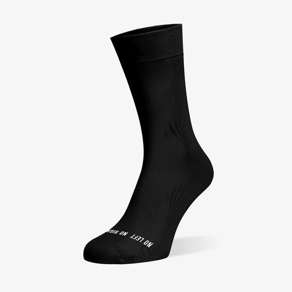 ONESCK Black One Unisex Siyah Çorap