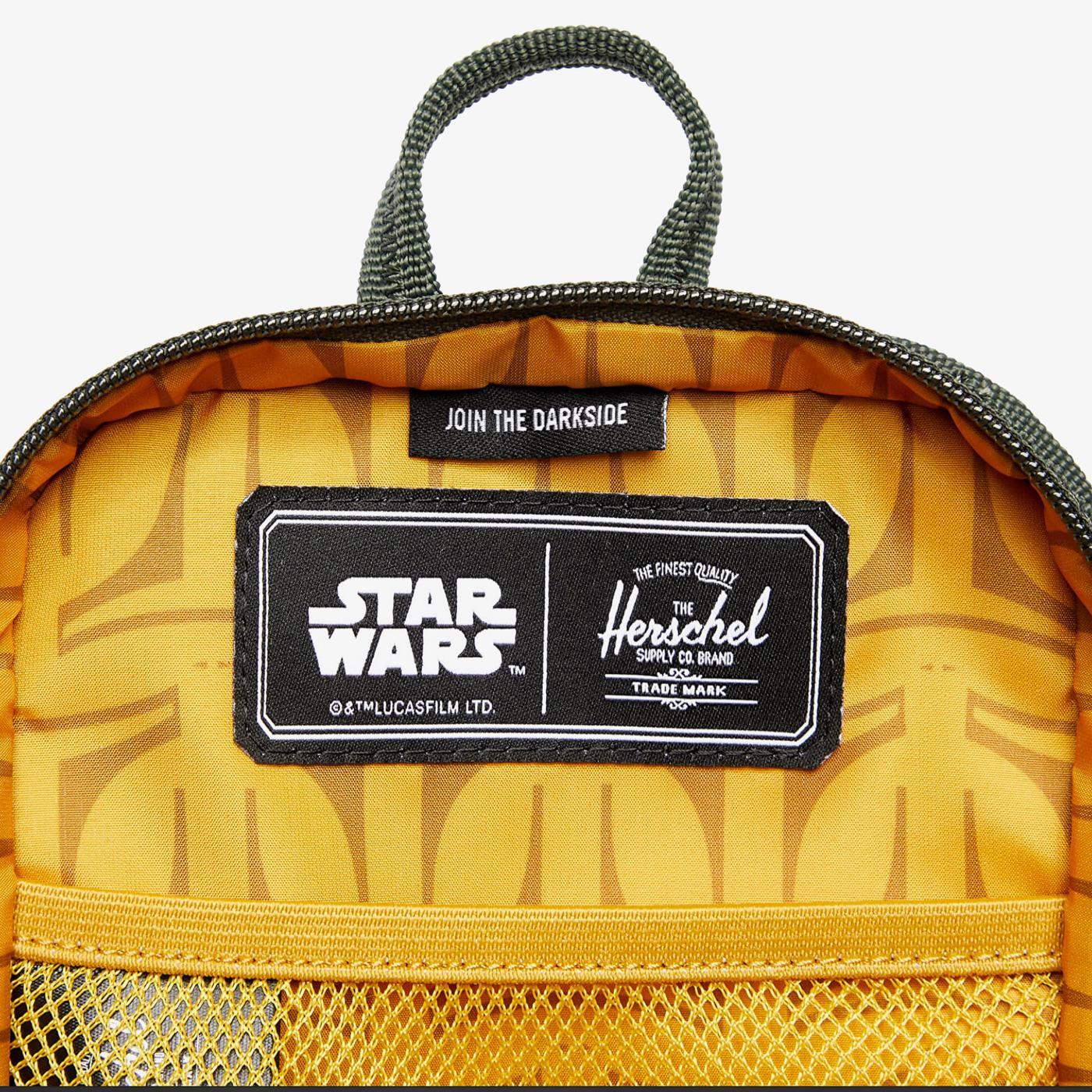 Herschel x Star Wars Yeşil Unisex Çanta