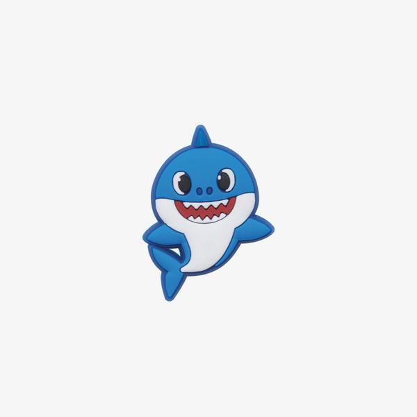 Jibbitz Daddy Shark Unisex Mavi Terlik Süsü