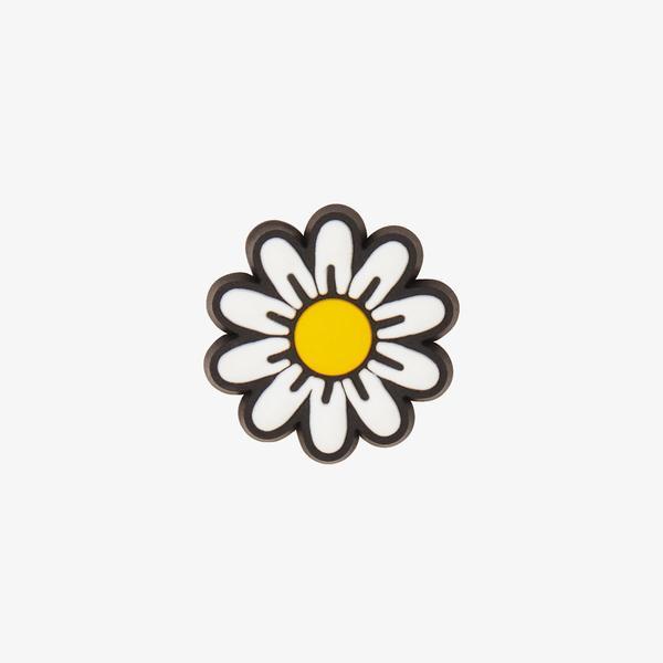 Jibbitz Daisy Unisex Sarı Terlik Süsü