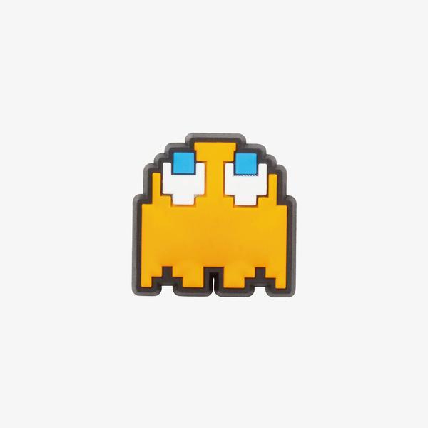 Jibbitz Pac Man Clyde Unisex Sarı Terlik Süsü