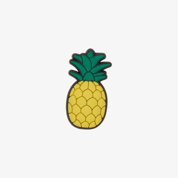 Jibbitz Pineapple Unisex Sarı Terlik Süsü