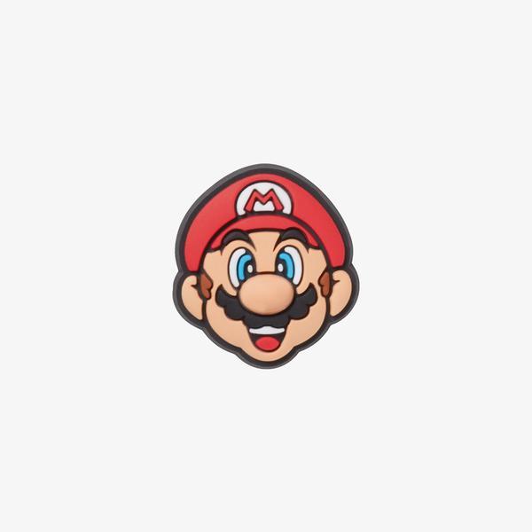 Jibbitz Super Mario Unisex Renkli Terlik Süsü