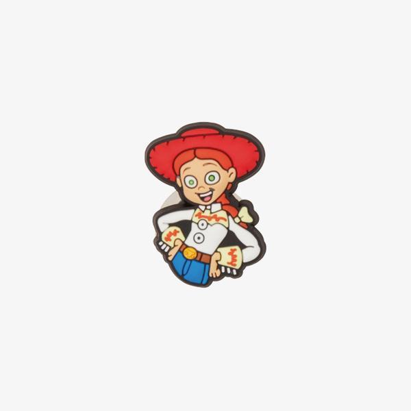 Jibbitz Toy Story 4 Jessie Unisex Renkli Terlik Süsü