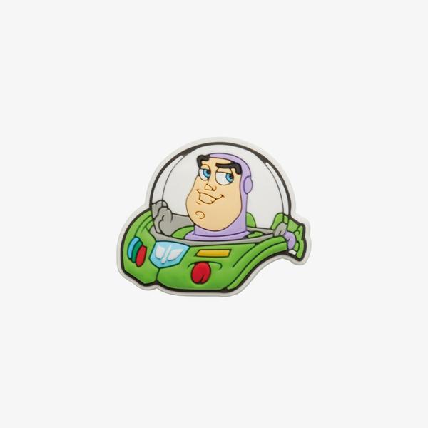 Jibbitz Toy Story Buzz Lightyear Unisex Renkli Terlik Süsü