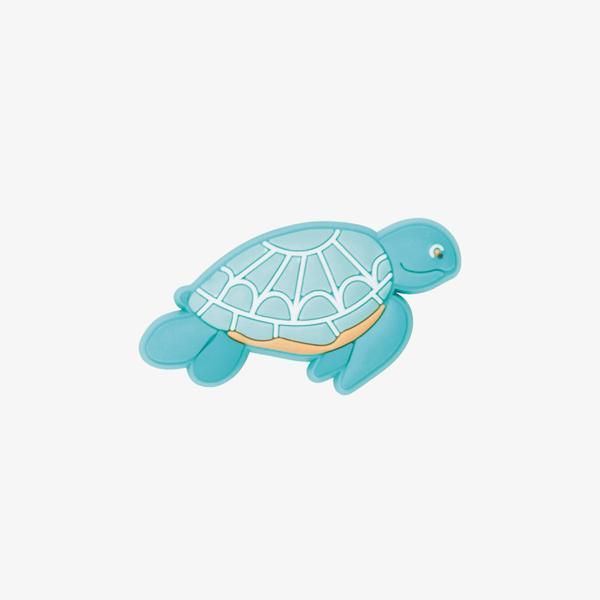 Jibbitz Sea Turtle Unisex Mavi Terlik Süsü