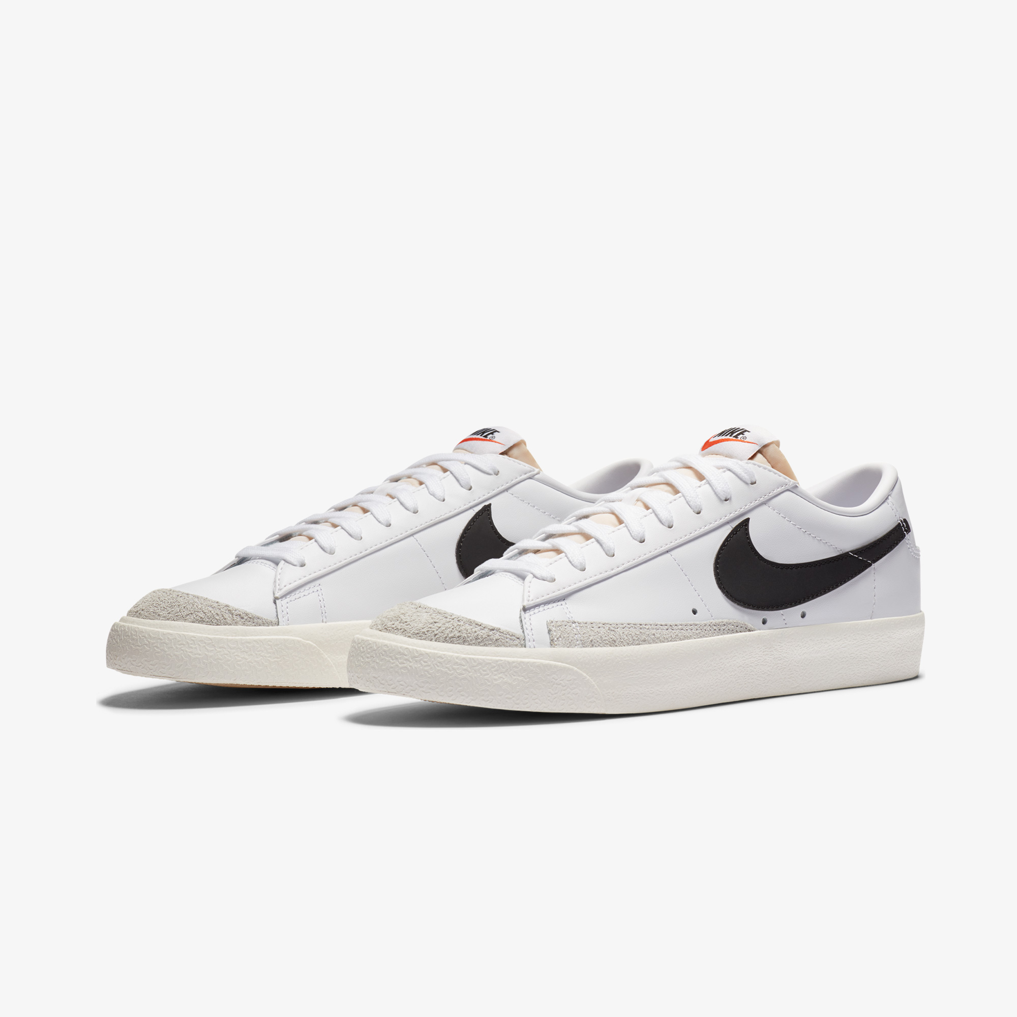 Nike Blazer Low '77 Vintage Erkek Beyaz Spor Ayakkabı