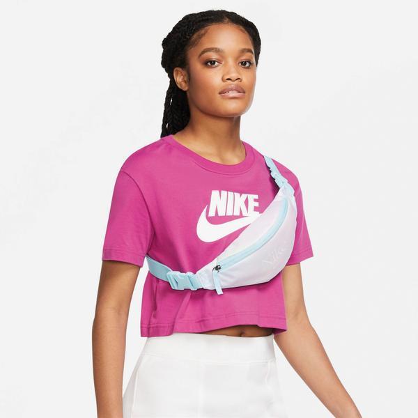 Nike Heritage Kadın Mavi Bel Çantası