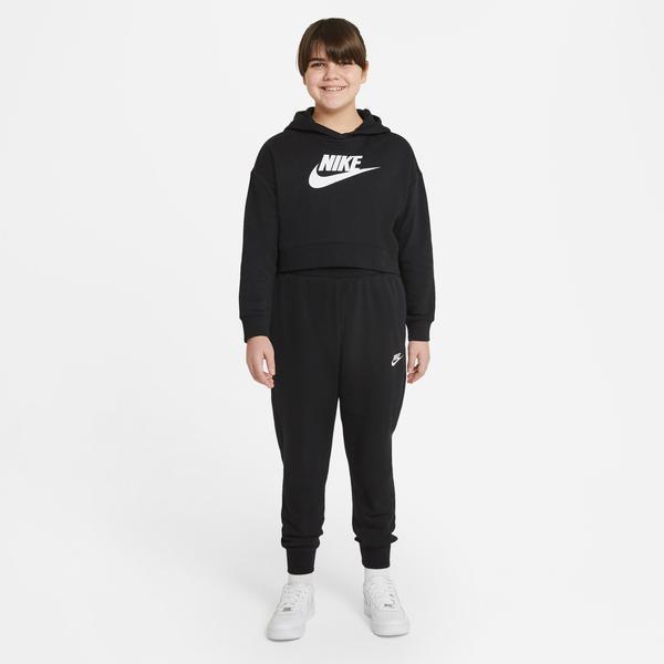 Nike Sportswear Club Fleece Çocuk Siyah Eşofman