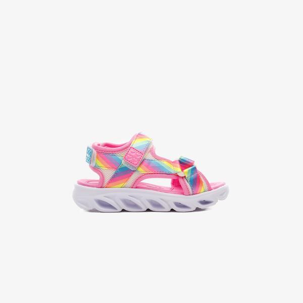 Skechers Hypno-Splash-Rainbow Lights Bebek Renkli Sandalet