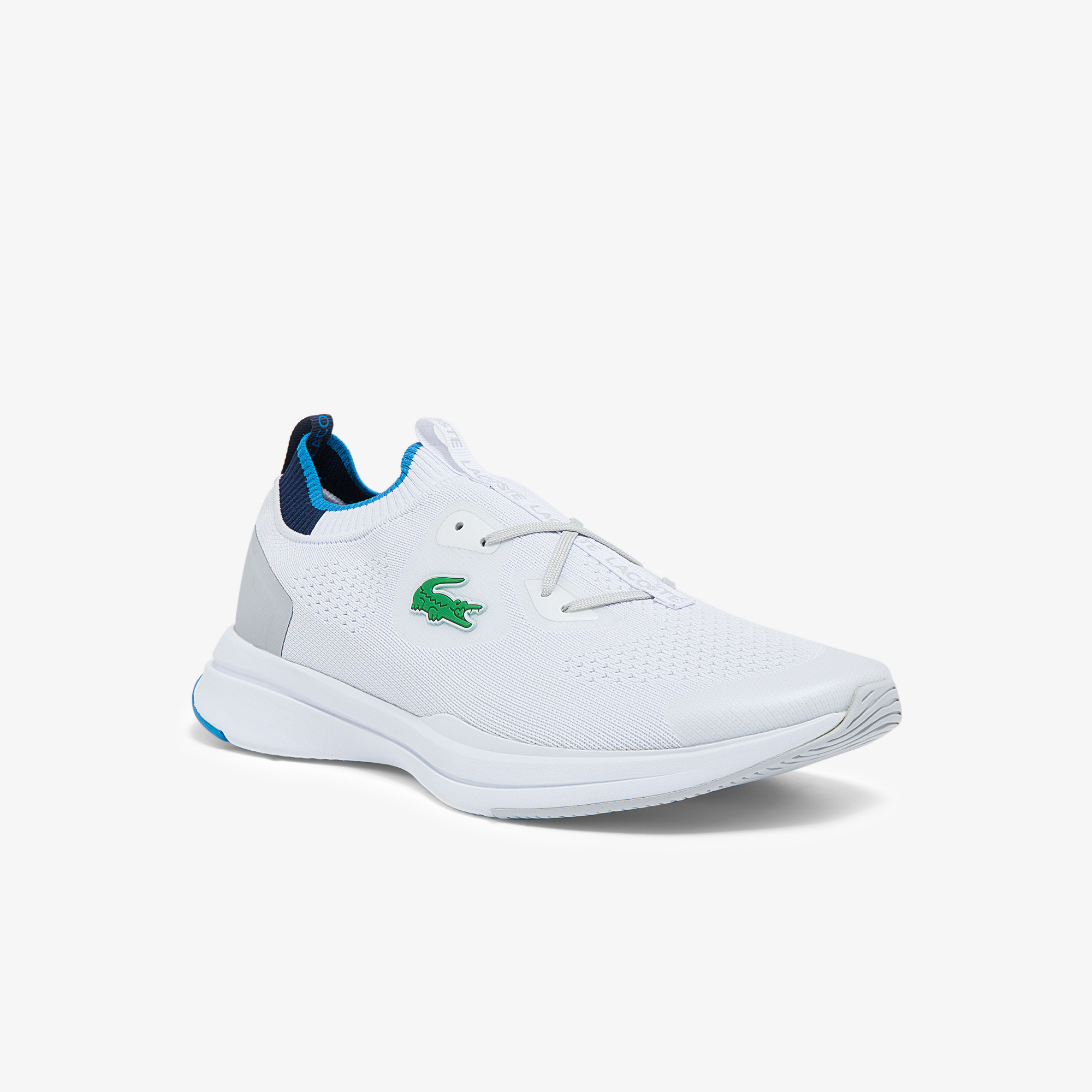Lacoste Run Spin Erkek Beyaz Spor Ayakkabı